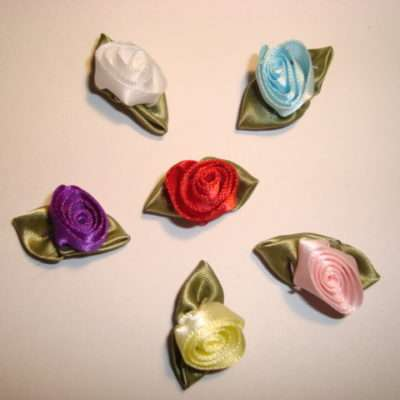 Bows and Roses