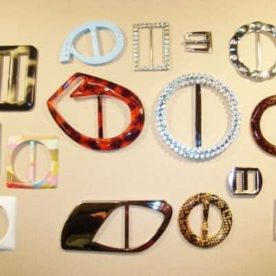 Buckles Rings and Trims
