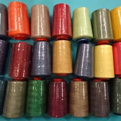 Sewing Thread and Hook & Loop